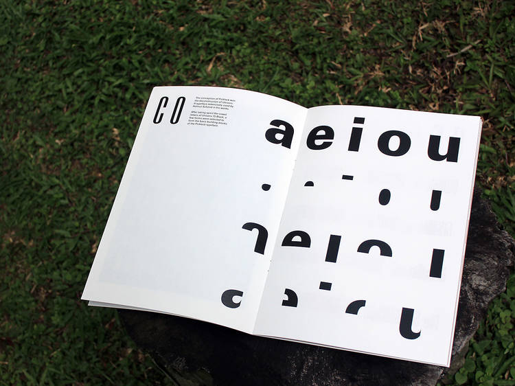 The best typography artists and studios in Singapore