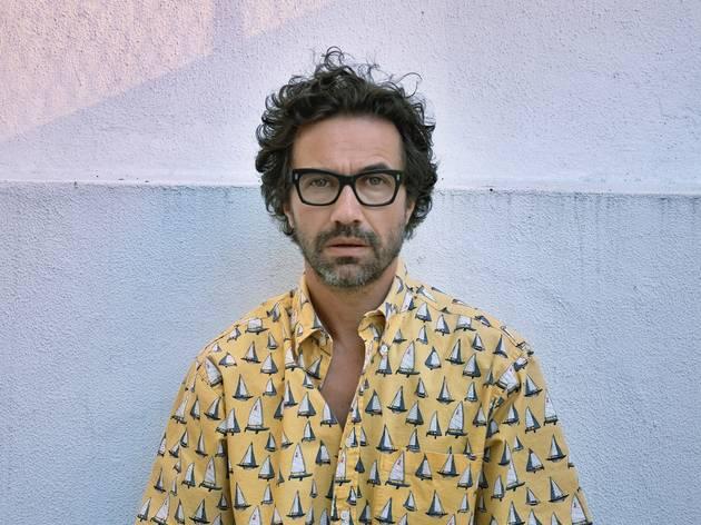 """David Fonseca: """"A música sempre foi um porto seguro"""""""