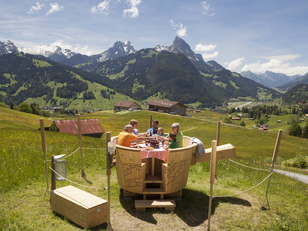 Top 10 things to do in Gstaad in autumn