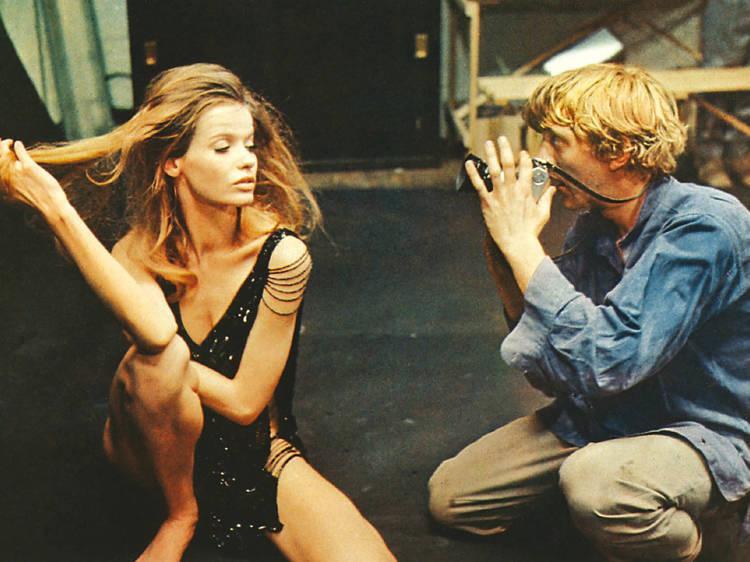 Blow-Up (1966) de Michelangelo Antonioni