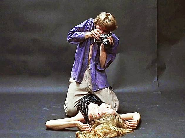 Blow-Up de Michelangelo Antonioni