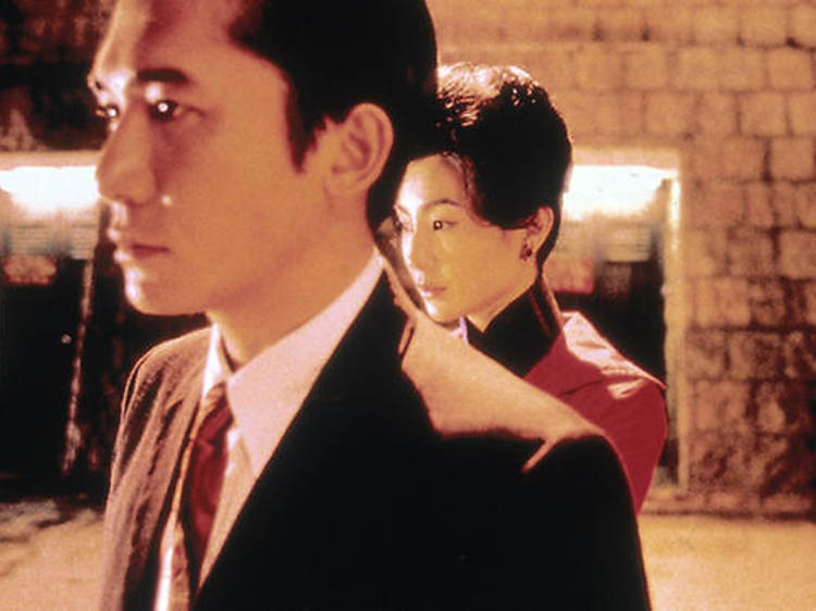 In the mood for love (2000) de Wong Kar-wai