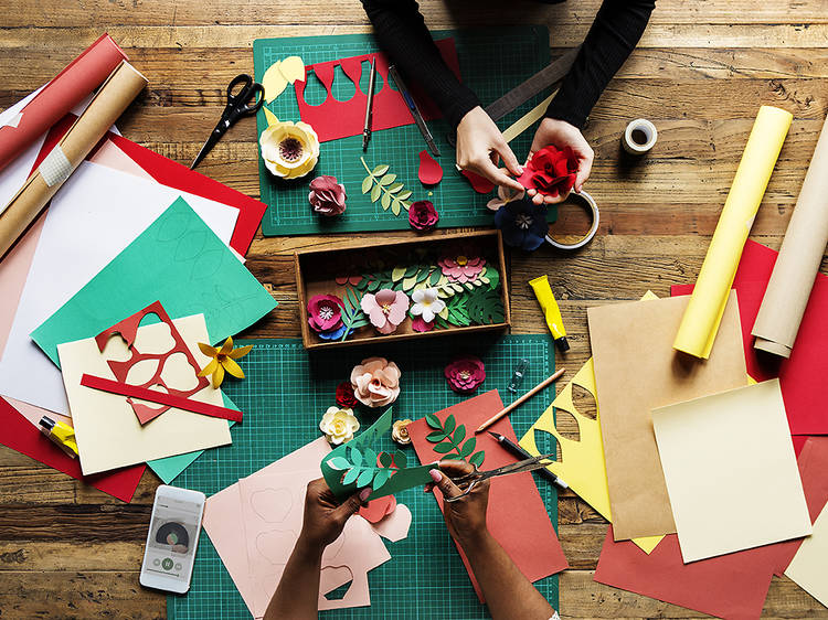 DIY activities to keep you busy while social distancing