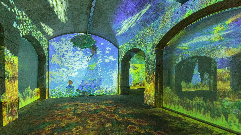 O Porto vai ter uma exposição imersiva dedicada a dois génios da pintura