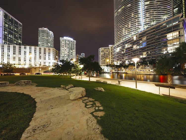 Contemplate Miami's indigenous history