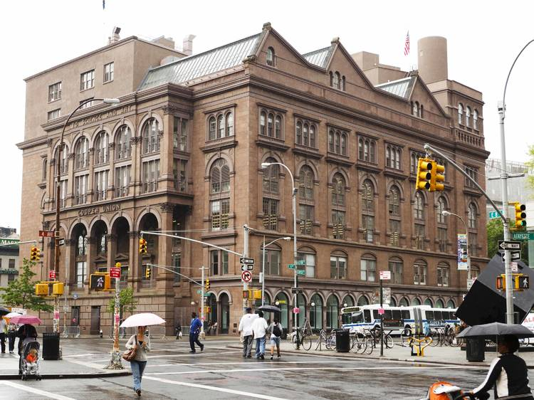 The Concert for Cooper (Cooper Union)