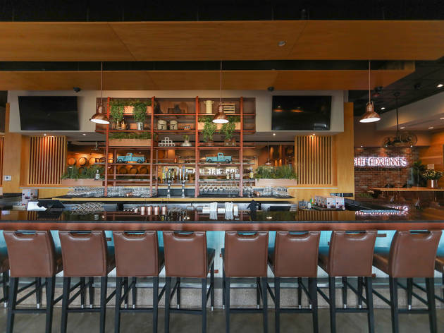 Remember Chef Adrianne's tiny strip-mall restaurant? It's now a massive eatery in Kendall.