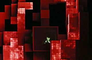 Amon Tobin performs ISAM at the Opera House