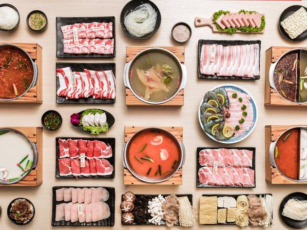 The best steamboat and hot pot restaurants in Singapore
