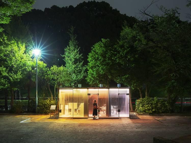 日本を代表する建築家やクリエーターの公衆トイレツアー