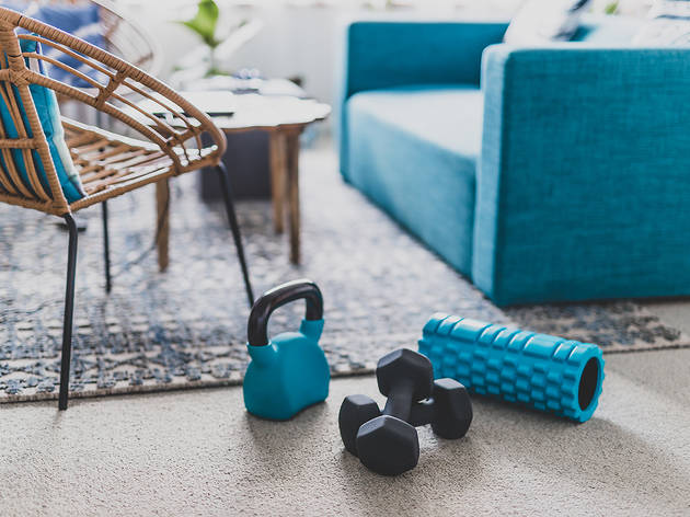 7 Workout essentials for at-home fitness sessions