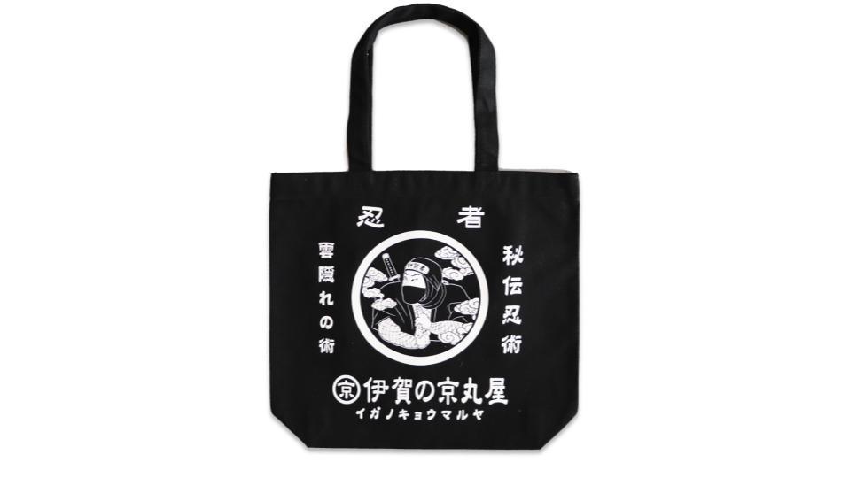 伊賀 家紋忍者 トートバッグ