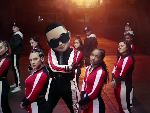 "Videoclip ""Con calma"" de Daddy Yankee"