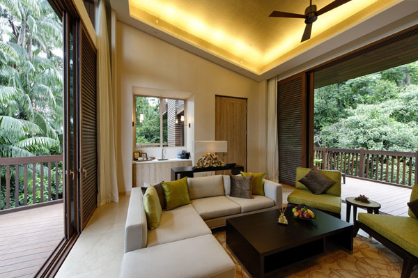 Hotels with the best views in Singapore