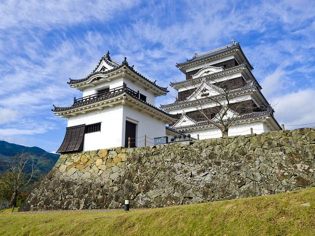 You can now stay in one of Japan's historic wooden castles
