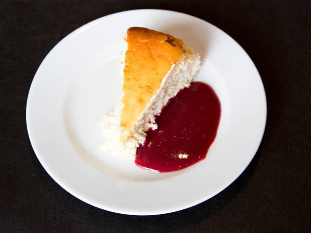 Cheesecake del Santornemi