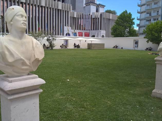 Jardim do Palácio Galveias