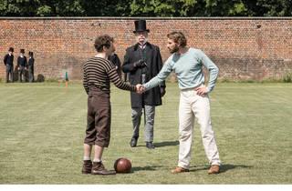 Televisão, Séries, Futebol, The English Game