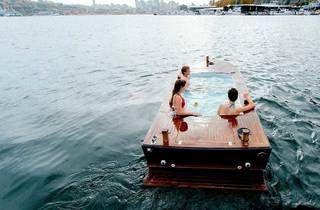 Hot Tubs Boats
