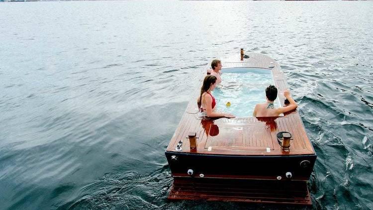 Hot Tubs Boats