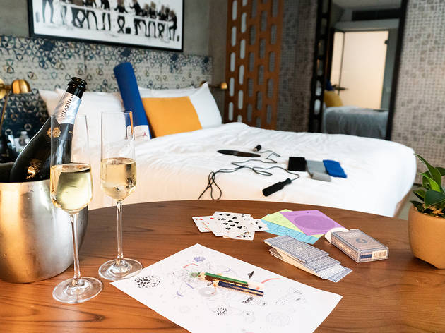Ovolo's quarantine concierge is back to serve returning Hongkongers