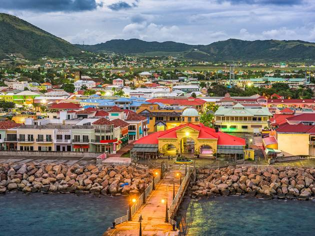 St. Kitts and Nevis is reopening in October