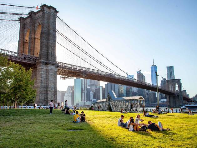 The best places to bring your next takeout picnic near Time Out Market New York