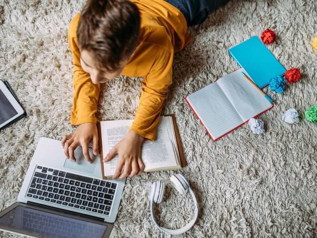 10 seminarios virtuales para niños emprendedores