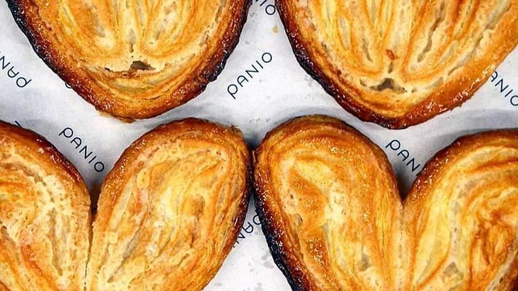 Pan dulce mexicano Panio