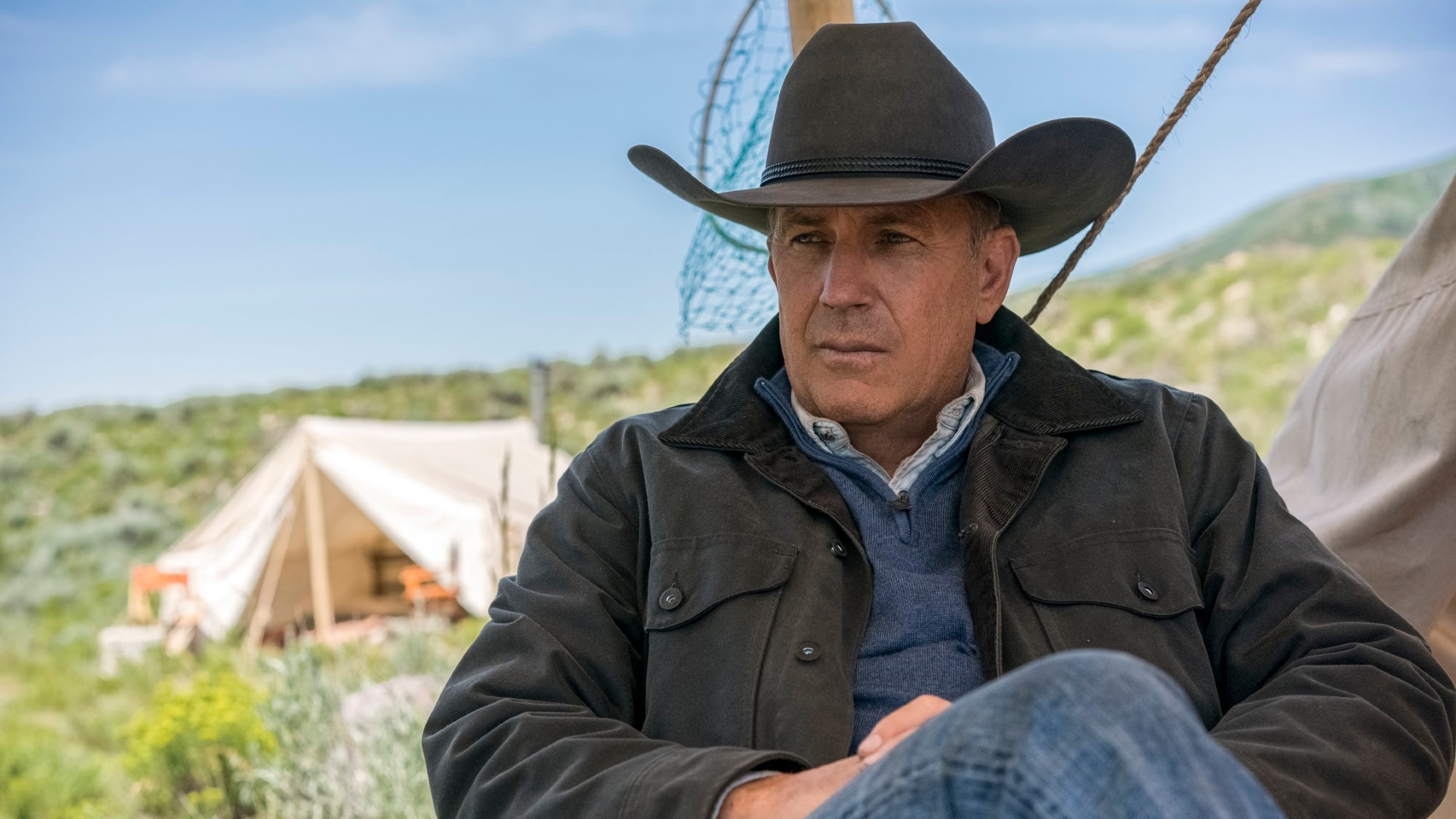 the bodyguard is back as Costner goes all ranch patriarch in Yellowstone