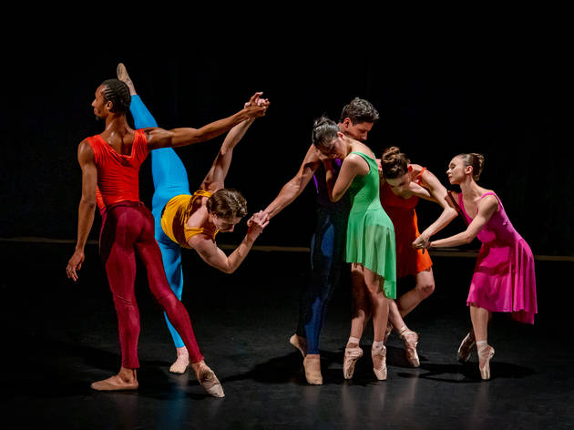 Kathryn Posin Dance Company Battery dance festivalKathryn Posin Dance Company Battery dance festival