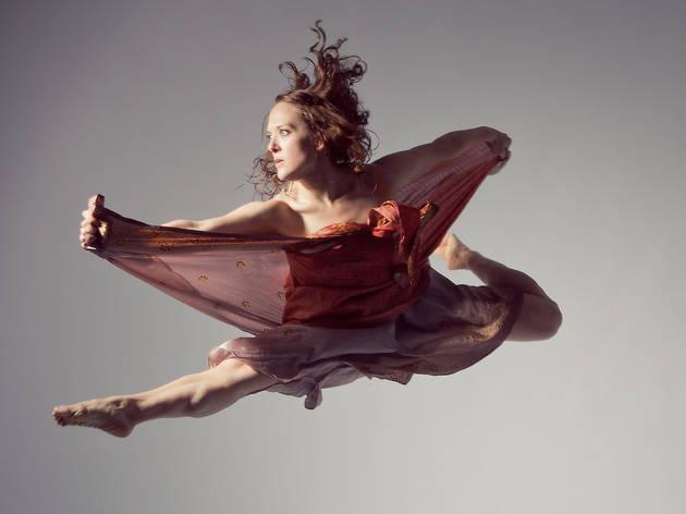 Doris Humphrey's Quasi Waltz as danced by Meggi Sweeney Smith