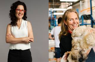 Annabel Crabb and Shelley Simpson for Mud Talks