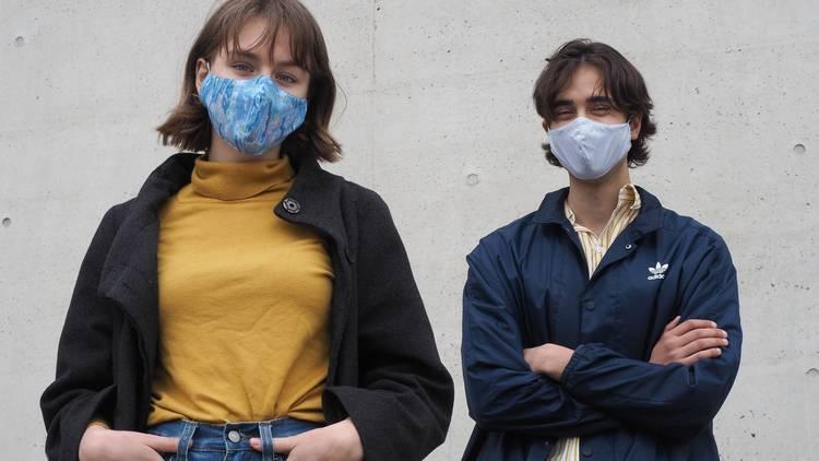 Saving Face Co face masks