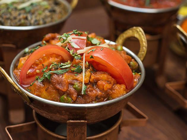 Cozinhas do mundo: Índia - vegetariano
