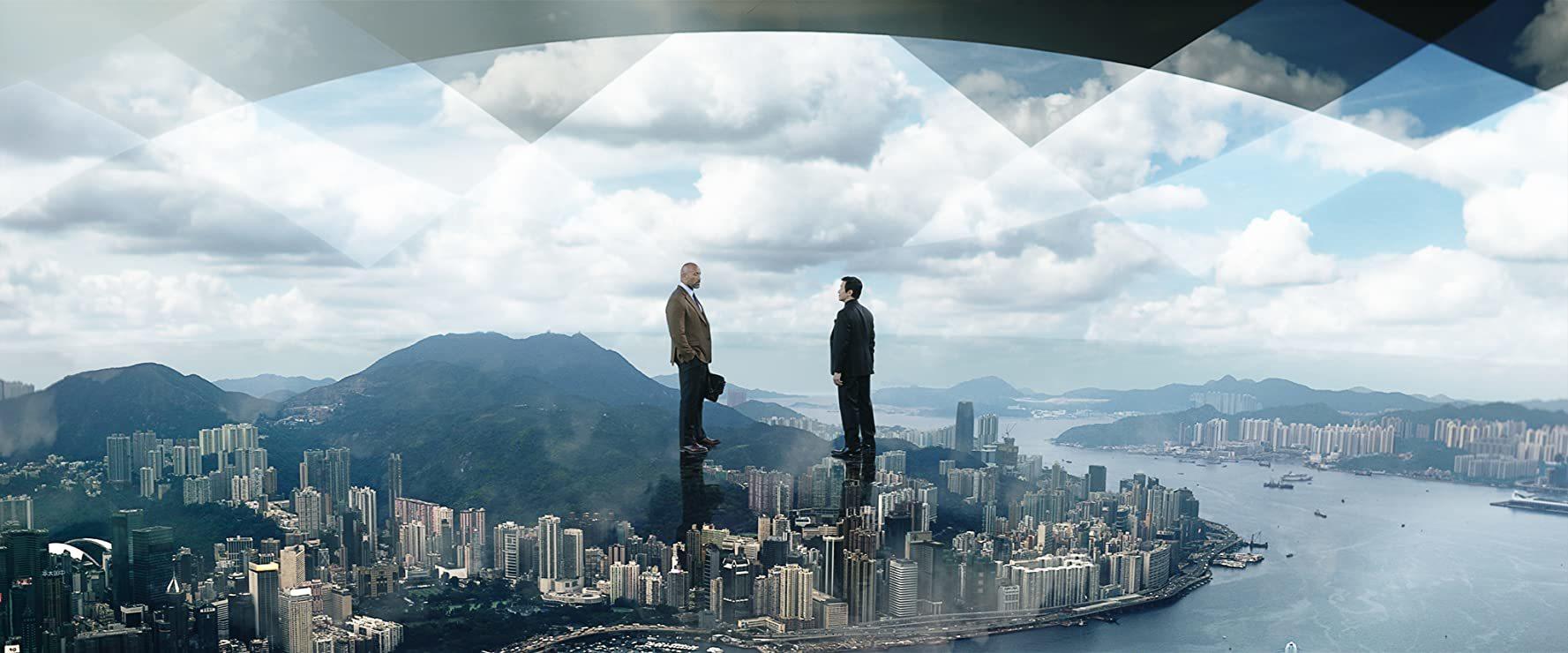 Universal Pictures/Skyscraper