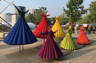 Photograph: Courtesy of Greenwich and Docklands International Festival