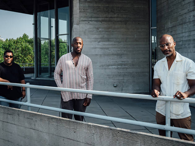 Roy Willams, Giles Terera , Clint Dyer, National Theatre