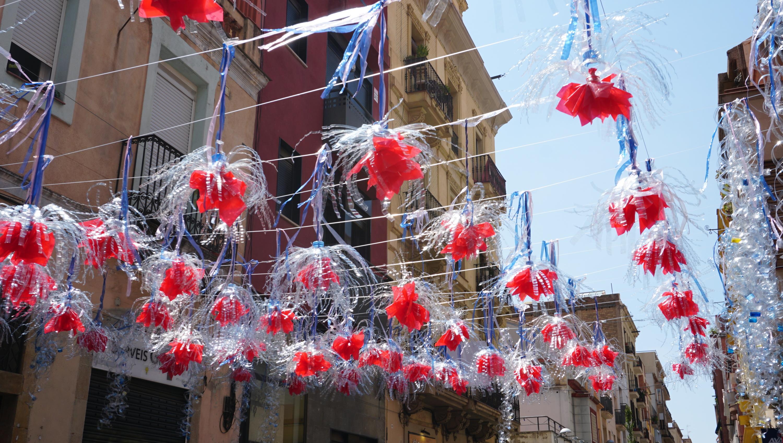 Festa Major de Gràcia 2020. Carrer Providència