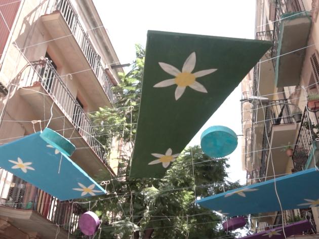 Festa Major de Gràcia 2020. Joan Blanques de Baix