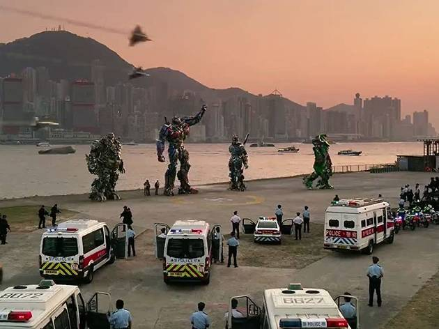 Paramount Pictures/Transformers: Age of Extinction