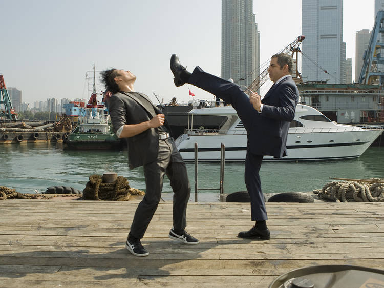 Best Hollywood movies set in Hong Kong