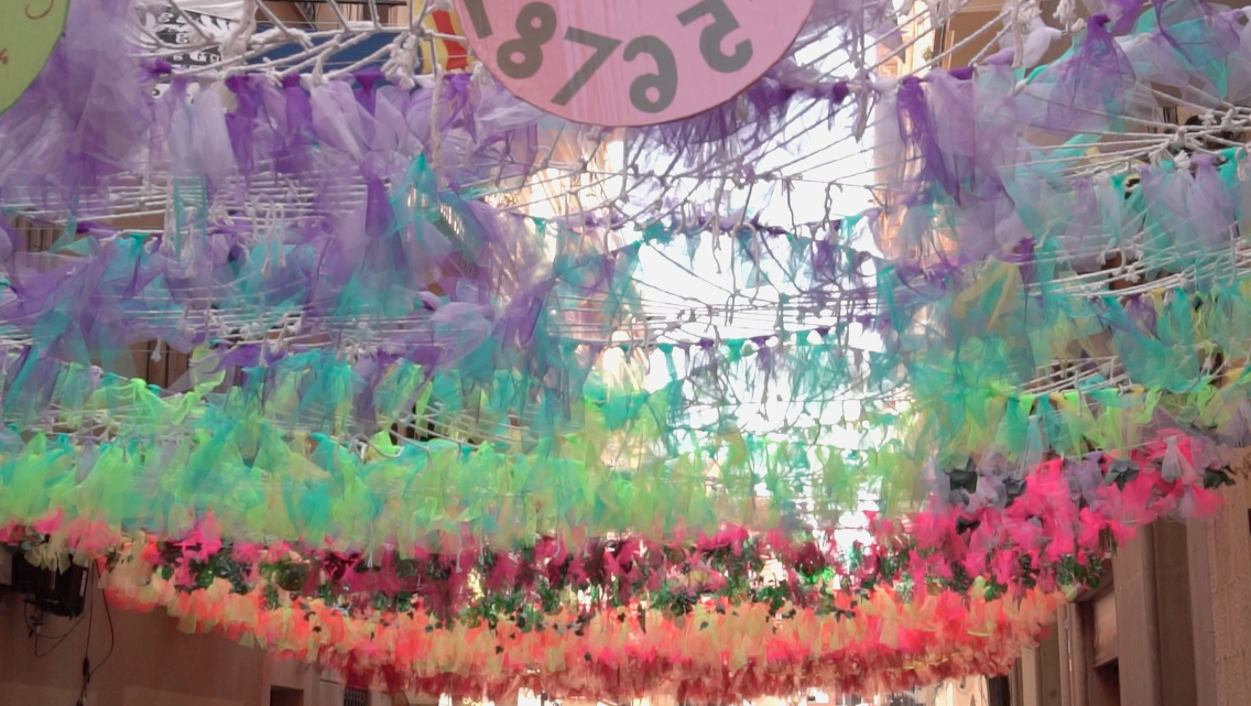 Festa Major de Gràcia 2020. Fraternitat de Dalt