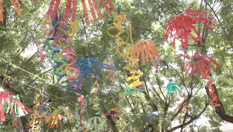 Festa Major de Gràcia 2020. Plaça del Nord