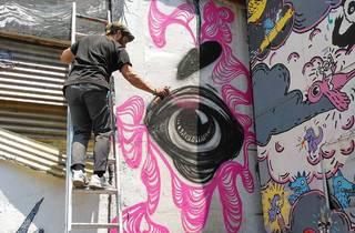 Artistas en confinamiento es un programa del MUJAM para darle espacios a los muralistas