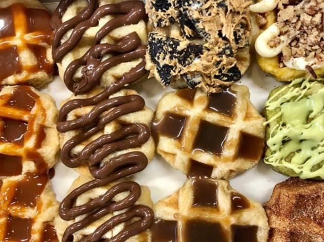 waffles mini
