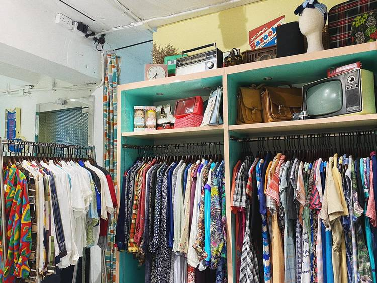 The best Hong Kong thrift stores for vintage and second-hand clothing