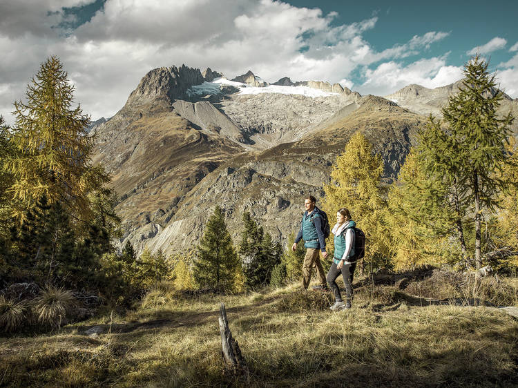 Your ultimate guide to Valais in autumn