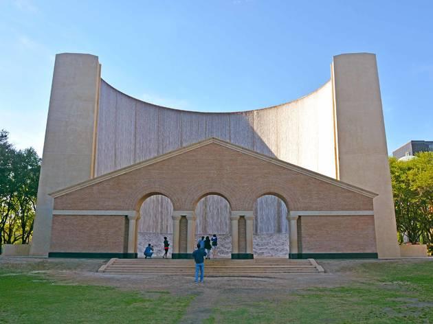Gerald D. Hines Waterwall Park, Houston, Texas