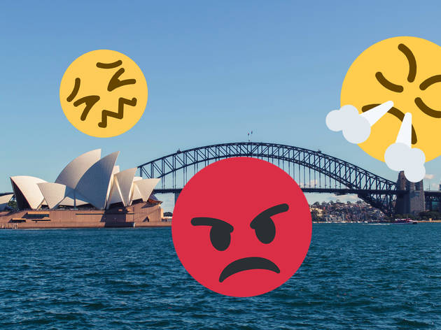 Things that fill Sydneysiders with irrational rage
